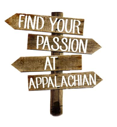 Find your passion at Appalachian