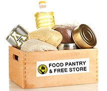 Food Pantry and Free Store
